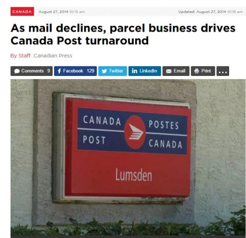 mail decline