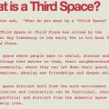 third space