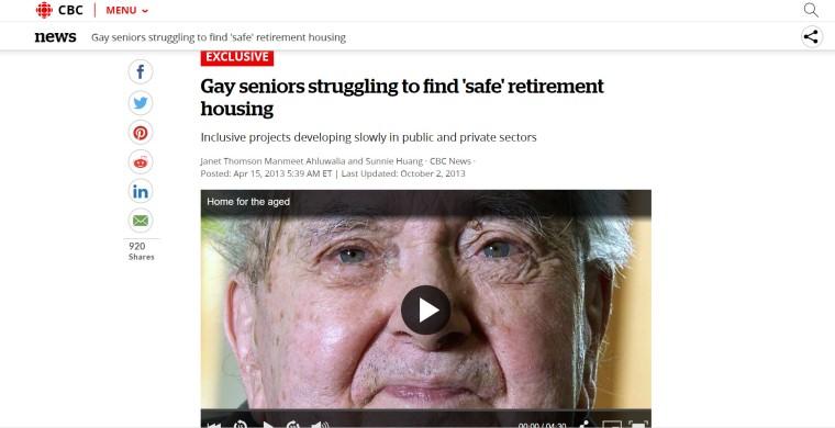 gay seniors
