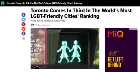 Toronto LGBT community